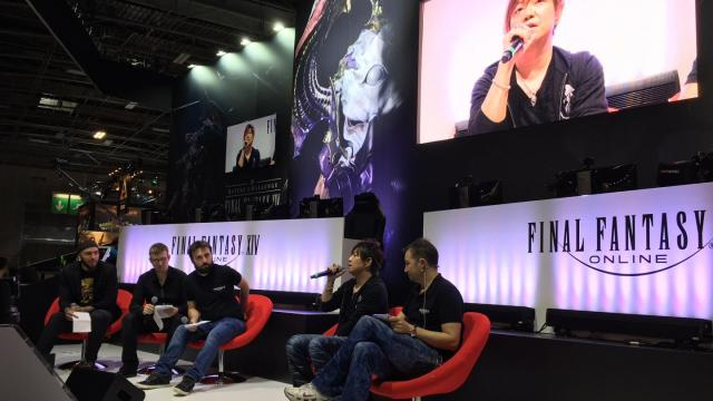 Square Enix - Paris Games Week 2017