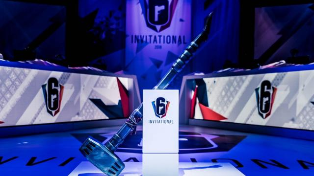 Ubisoft - R6 Invitational