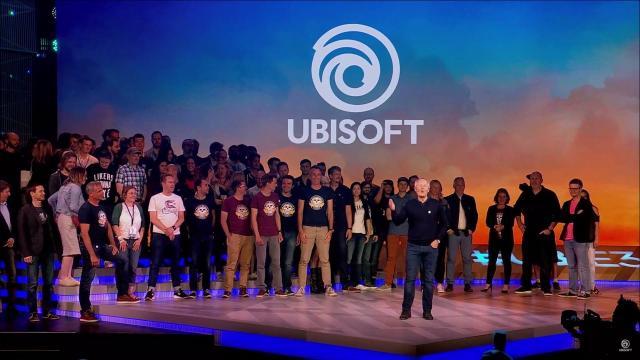 Ubisoft - Live E3